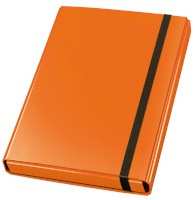 Dokumentenbox, Sammelbox VELOCOLOR®, Karton, A4, 230 x 320 x 40 mm, 40 mm, orange